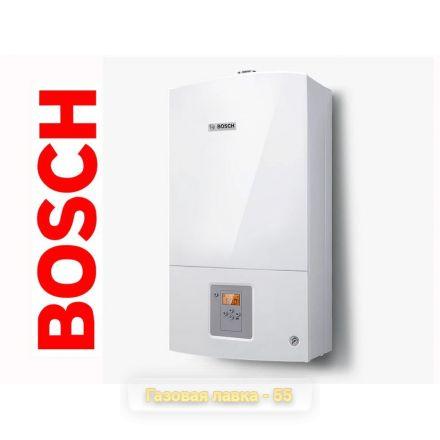 Котел газовый настенный двухконтурный BOSH WBN6000-24C RN S5700