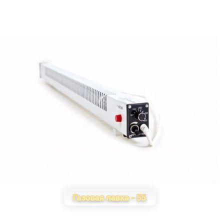 Плинтусный обогреватель МЕГАДОР Лайт MF200 WR (Белый, подкл.справа, конвектор)