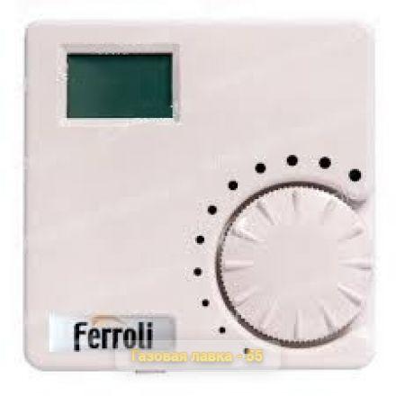 Купить в Омске Термостат проводной аналоговый FERROLI MARIO 1P за 1500 руб.