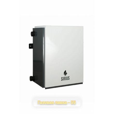 Купить в Омске Газовый парапетный котел с закрытой камерой сгорания SIRIUS КС-Г-10 С за 21570 руб.