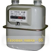 "Счетчик газа СГК G-4 ""Сигнал"" М30*2"