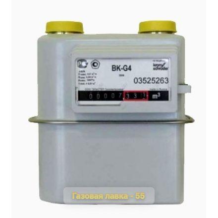 Купить в Омске Счетчик газа BK G4 мембранный за 2750 руб.