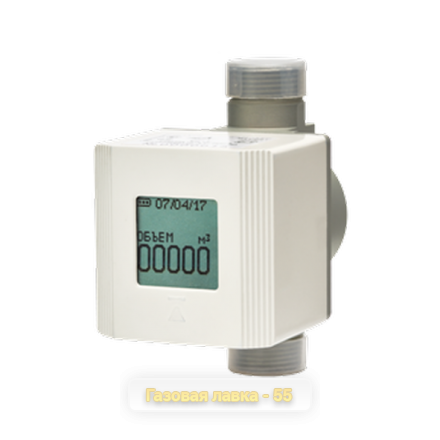Счетчик газа бытовой СГ-1 вариант 12.04 купить в Омске