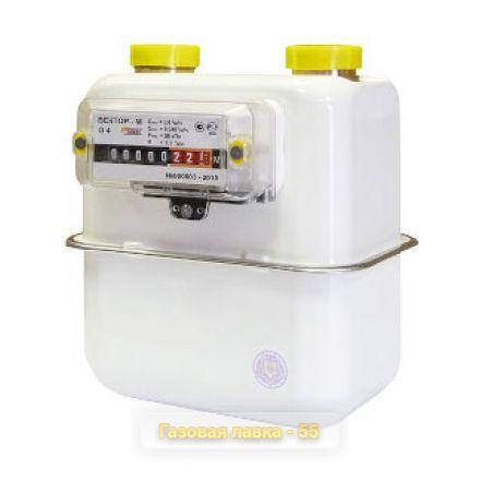 Газовый счетчик ВЕКТОР-М G4