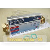 Магнитный преобразователь воды UDI-MAG проточного типа, арт. 250 (Италия)