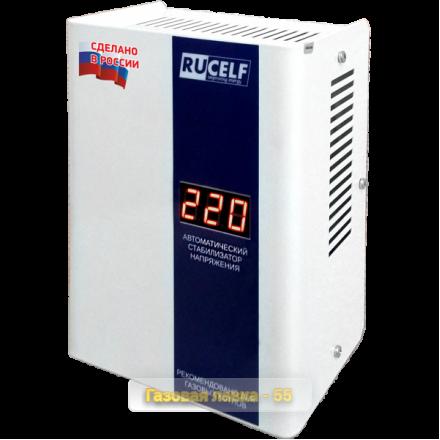 Купить в Омске Стабилизатор напряжения RUCELF КОТЕЛ-600 за 3200 руб.